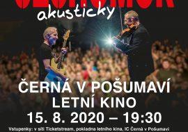 ČECHOMOR   Černá vPošumaví  Letní kino 15.8.2020