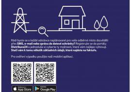 Jak získat informace o plánované odstávce elektřiny