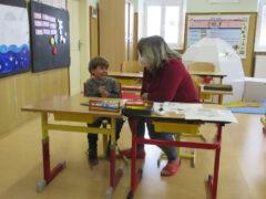 zápis do první třídy (1)